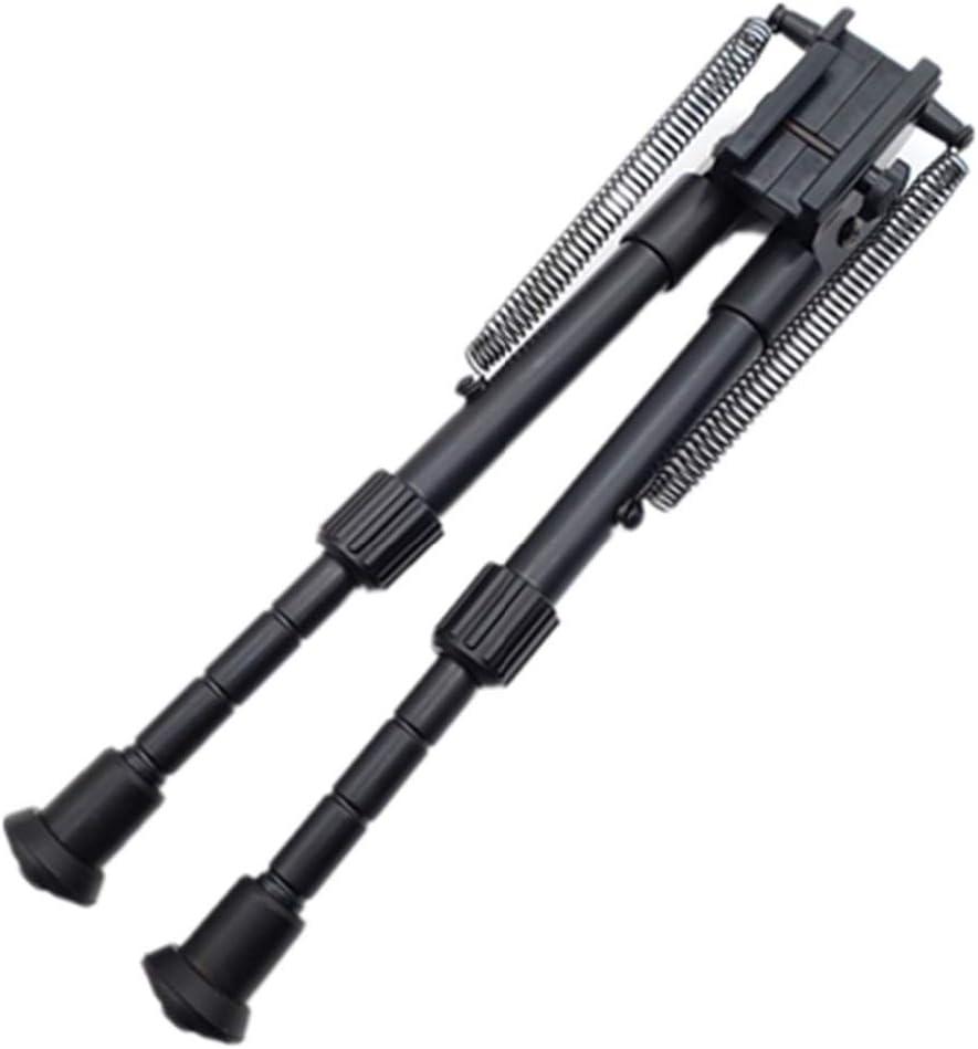 XBF-HUNT, Tácticas CS DIY Airsoft M4 Barrett Bracket Toy Pistola de Agua de plástico Bípode Accesorios de Caza Rehabilitado para 20mm-23mm Carril Guía