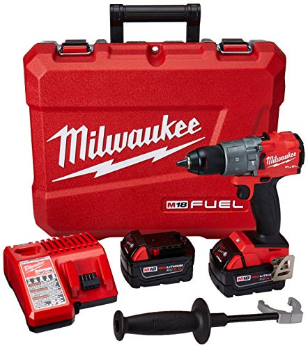 Milwaukee Electric Tools 2804-22 Hammer Drill Kit