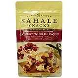Sahale Snacks Glazed Nuts-Cashews with Pomegranate and Vanilla, 113g