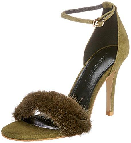 Miss Femme Zela E03430 pour 673qj802000e Sixty Escarpins Verde Shoes rqErYBw