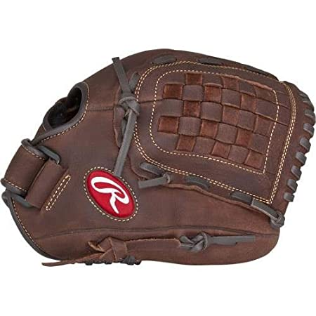 Rawlings Player Preferred First Base Mitt, Brown 12, Left Hand Throw