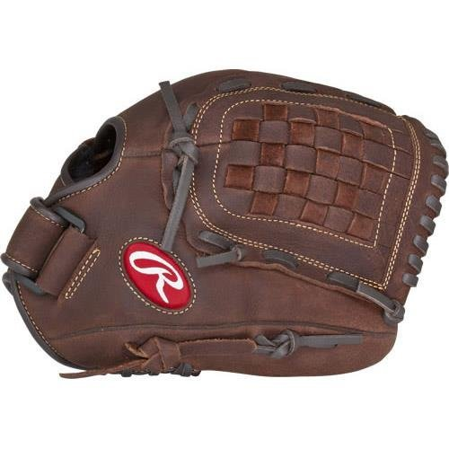 Rawlings Player Preferred First Base Mitt, Brown 12, Right Hand Throw