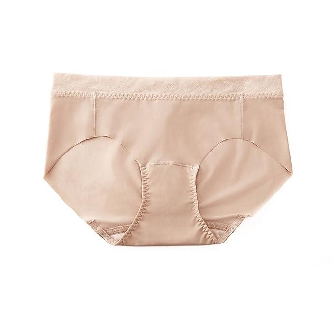 la impresión del boxeador cintura baja atractiva ropa interior sin costuras invisibles Sra.-A M