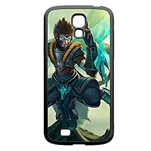 Wukong-004 League of Legends LoL For Case Samsung Note 4 Cover Hard Black