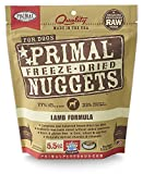 Primal Freeze Dried Lamb Formula For Dogs 5.5 Oz