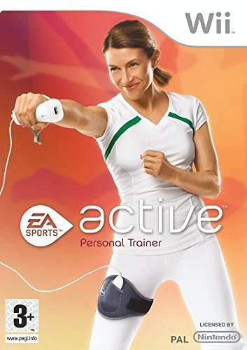 EA Sports Active - Nintendo - Wii Fit Dvd