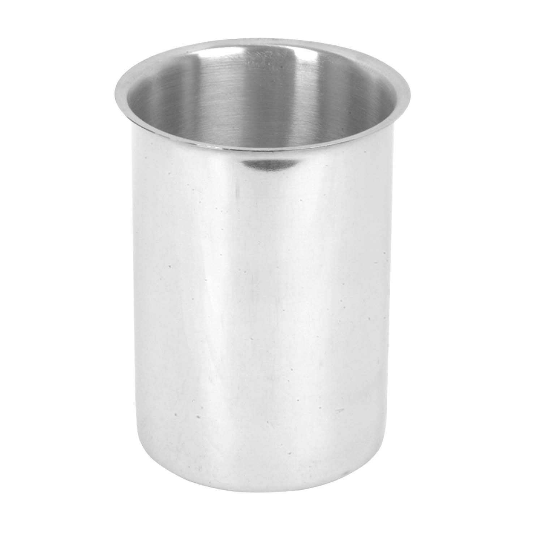 Excellante 1-1/2-Quart Stainless Steel Bain Marie Pot SLBM001