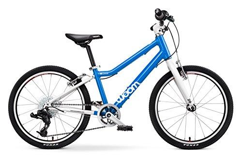 "WOOM BIKES USA Woom 4 Pedal Bike 20"", 8-Speed, Ages 6 to 8 Years"