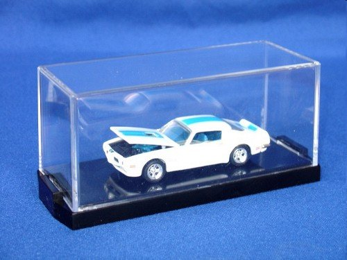 Scale Single Car Display Case (12 ea., Protech 1/64 Scale Display Cases for Single Loose Cars, Hot Wheels, Matchbox, & Similar)