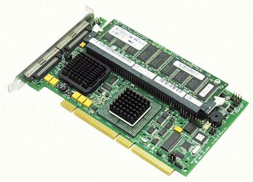 DELL Perc 4/DC 128MB U320 SCSI RAID PCI-X Controller Card w/Battery KJ926 (Dell Scsi)