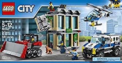LEGO City Police Bulldozer Break-In 60140 Building Kit