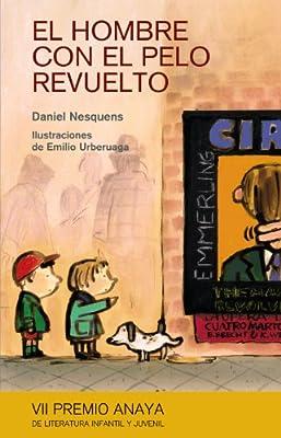 El hombre con el pelo revuelto Literatura Infantil 6-11 Años ...