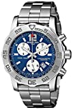 Breitling Men's BTA7338710-C848SS Colt Chronograph II Analog Display Quartz Silver Watch