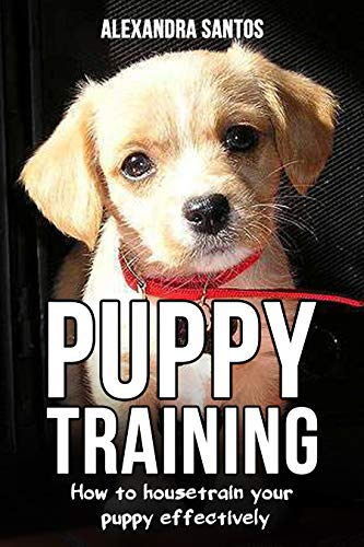 Puppy Training: How to housetrain your puppy effectively ((House training puppy, house training pads, puppy treats, house soiling problems, house training for outdoors, training program)) by [Santos, Alexandra]