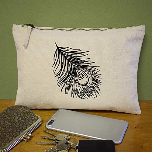 cl00000760 per valigetta 'Peacock Azeeda Feather' Accessori borsa YHqwH8