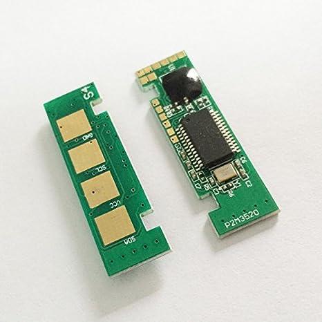 Compatible Samsung clt-k406 Reset Chip uso de tóner CLT-C406S, CLT ...