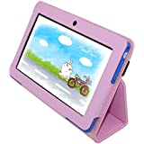 Onebook Pink TAB eepad 7.0 Deluxe Tablet PC Leather Case Protector
