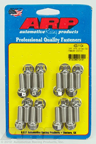 Most Popular Exhaust Header Bolts