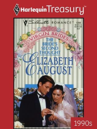 book cover of The Bride\'s Second Thought