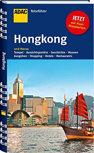 ADAC Reiseführer Hongkong: und Macau