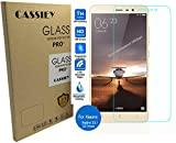 Cassiey Amazing Pro+ 0.3 Mm 2.5D 9H Hardness Anti-Explosion Tempered Glass Phone Screen Protector For Xiaomi Redmi 3S 5.0 Inches / Xiaomi Redmi 3 S 5 Inches / Redmi 3S Prime