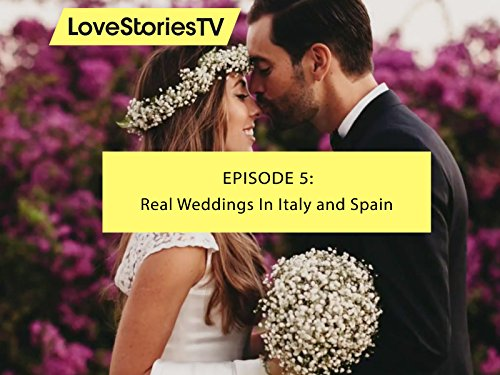 Real Weddings in Europe: Italy and Spain