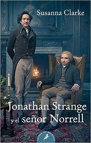 Book's Cover of JONATHAN STRANGE Y EL SE¥OR NORRE (Salamandra Bolsillo) (Español) Tapa blanda – 1 febrero 2016