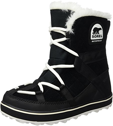 Shortie Black Explorer Women's Sorel Boots Glacy xwXFFtqf