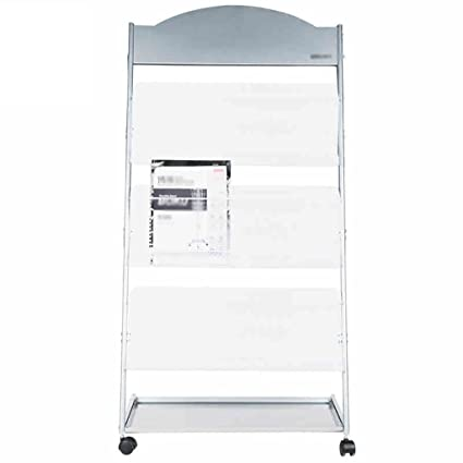 newspaper rack for office. Wanli888 Magazine Rack Office Lobby Newspaper Stand Landing Data Exhibition For
