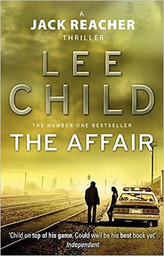 Lee Child's Jack Reacher books in order: