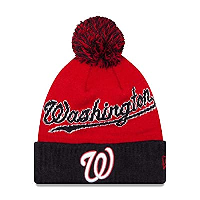 Washington Nationals MLB Winter Fresh Knit Hat