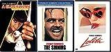 Stanley Kubrick Collection 3-Movie Bundle - Lolita, Clockwork Orange & The Shining Triple DVD Set