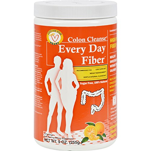 Health Plus Every Day Fiber – Orange – 9 oz pack of – 1