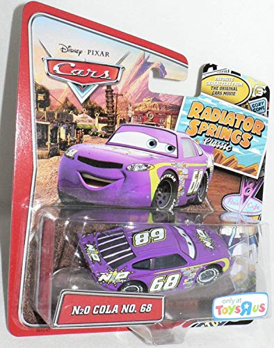 Disney/Pixar Cars Radiator Springs Classic N2O Cola No. 68 Die-Cast Vehicle