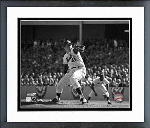 Tom Seaver New York Mets 1969 World Series Photo (Size: 12.5