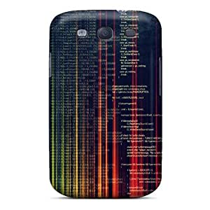 High Grade LisaMichelle Flexible Tpu Case For Galaxy S3 - Programming Code