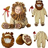 XXOO Toddler Baby Infant Male Lion King Of Jungle Christmas Dress up Outfit Costume