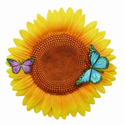 Spoontiques Sunflower Stepping Stone New