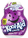 Kool-Aid, Liquid Drink Mix, Grape, 1.62oz Container (Pack of 4) by Kool-Aid