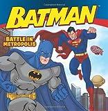 Battle in Metropolis, John Sazaklis, 0061885371