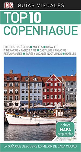 Guía Visual Top 10 Copenhague: La guía que descubre lo mejor de cada ciudad (GUIAS TOP10) Tapa blanda – 30 ene 2018 Varios autores DK 0241339936 TRAVEL / Europe / Denmark