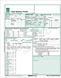 Briggs Healthcare Initial Newborn Profile Form - 50 Per Pad