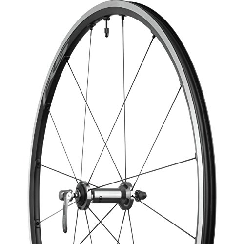 Shimano WH-RS500 Road Wheelset - Tubeless Black, SRAM 11 Speed