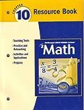 Middle School Math, Course 2, MCDOUGAL LITTEL, 0618268758