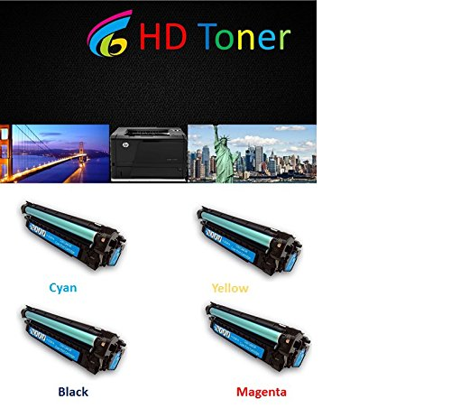 HD TONER Compatible Toner Cartridge Replacement for HP CE260A