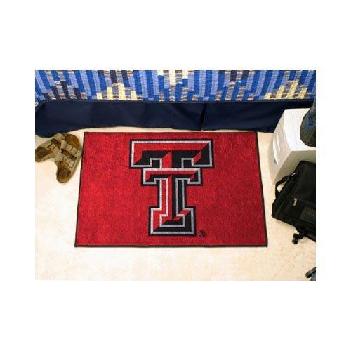 Fanmats Texas Tech Red Raiders Starter - Tech Rug Texas Raiders