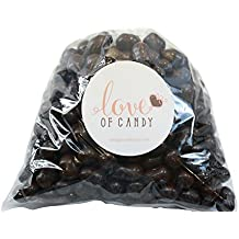 Love of Candy Bulk Candy - Chocolate Covered Cookie Dough Balls - 4lb Bag