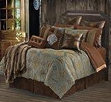 HiEnd Accents Bianca II 5-Piece Comforter Set, King
