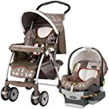 Chicco Cortina Travel System - Luna