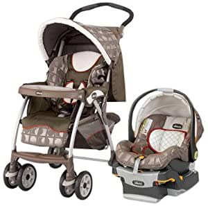 Amazon Com Chicco Cortina Travel System Luna Infant